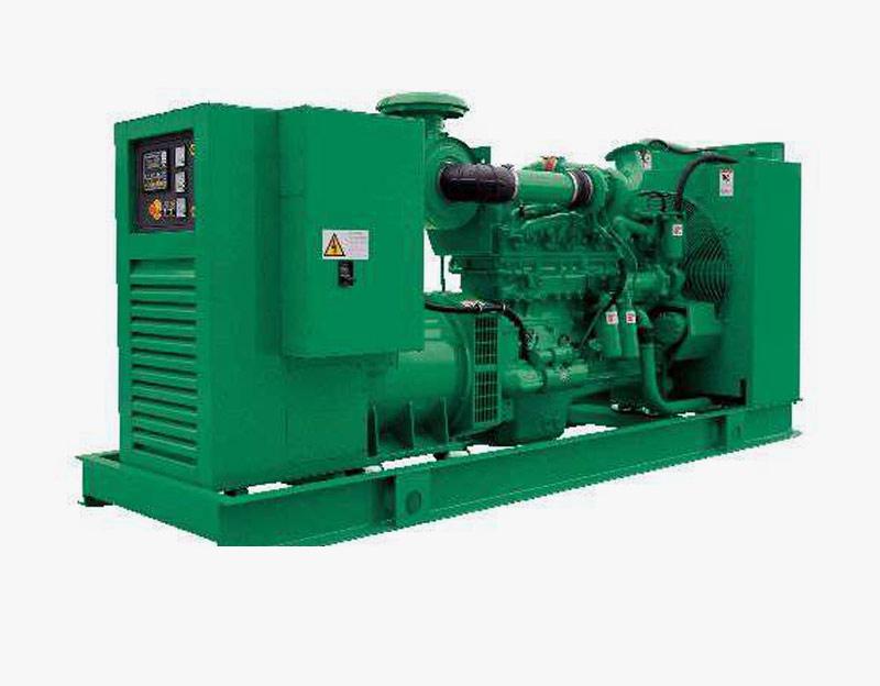 濟南港華簽約智慧動力發電機出租業務,租賃200KW濰柴油發電機組