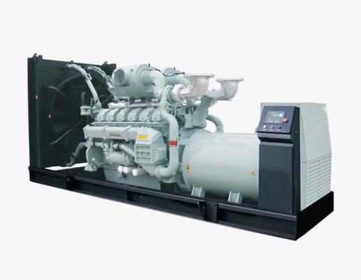 柴油发电机出租机组如何与市电网实现并联